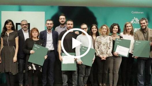 Video I Premios Desalambre